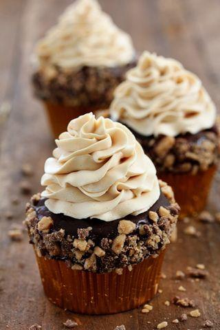 ToffeeCrunchCupcakes