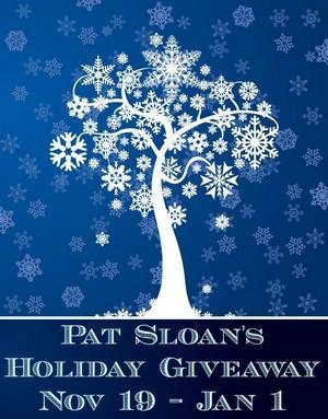 Pat Sloan Holiday Giveaway